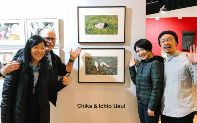 Chika & Ichio Usui's artwork photobook will publish